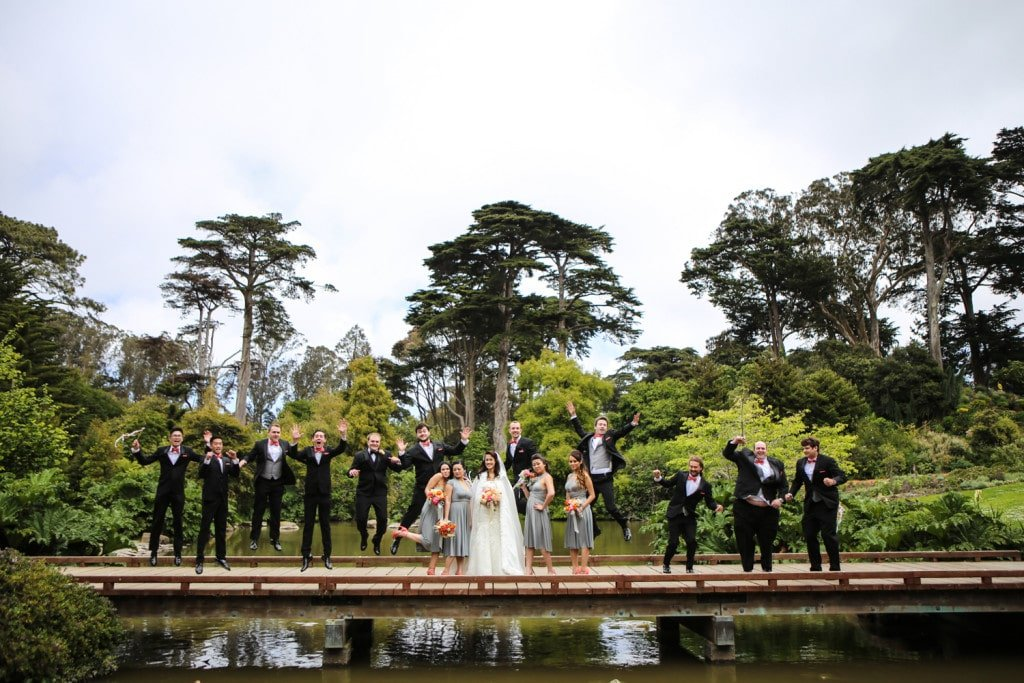 Bridal-Party-Golden-Gate-Park-San-Francisco-Wedding-Misti-Layne