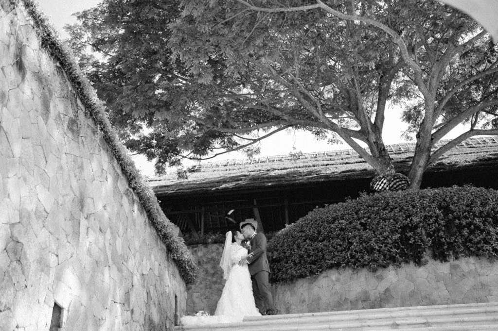 Sam and Cary's wedding in Bali at Amankila Resort on May 8th, 2016